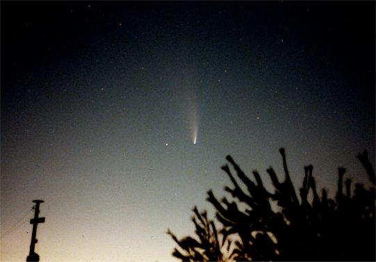 Comet West (1975n)
