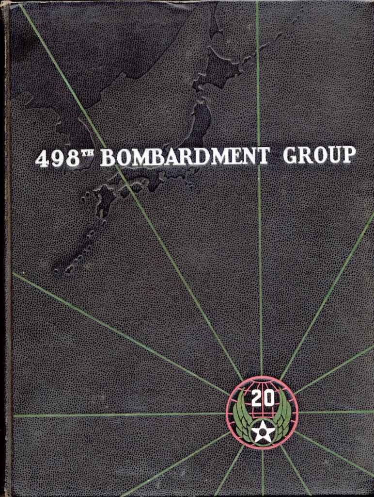 498th Bombardment Group Book