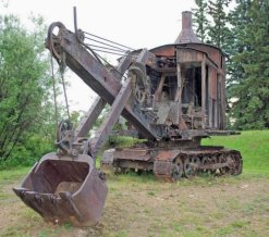 1932_Steam Shovel
