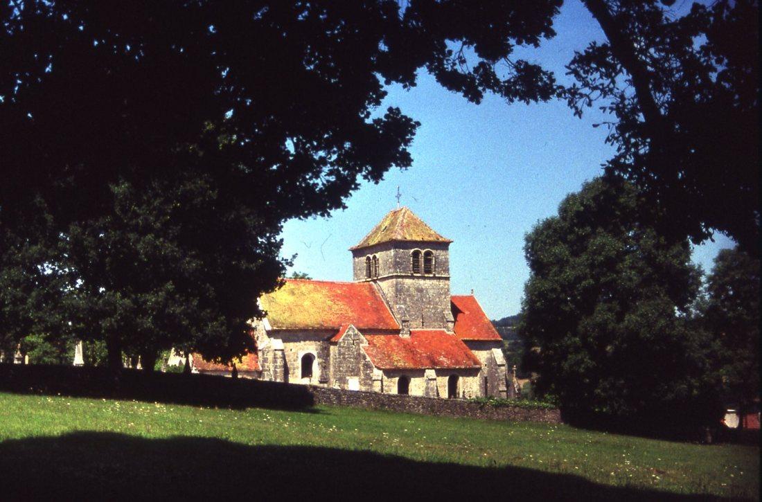 Eglise St. Hippolyte, Bay-sur-Aube