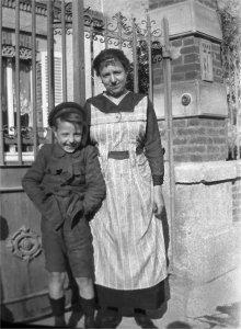 Leandre et Mme. Legal 22 Rue St. Martin, Hautvillers