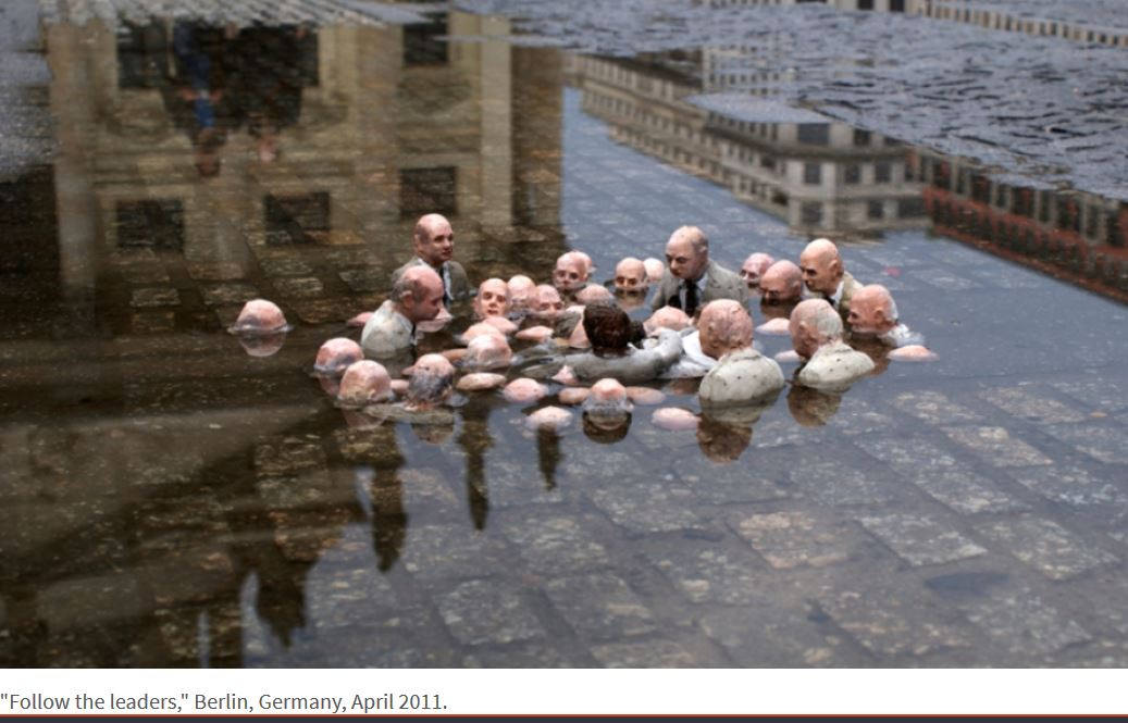 Politicians Debating Global Warming